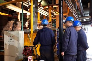 Diesel Generator Teamwork